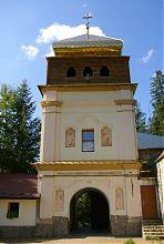 В'їзна вежа-дзвіниця Манявського скиту