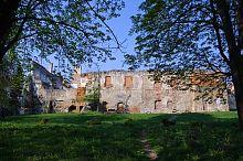 Восточный фасад Бережанского замка
