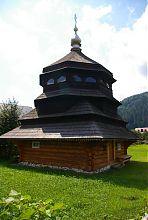 Старая колокольня храма Пресвятой Троицы