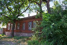Здание мариупольского Гоголевского училища