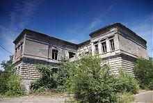 Маріупольський будинок Регіра (з боку двір)