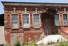 Южный фасад кондитерской Марапульца