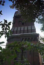 Кутова вежа будинку на Гамперівському узвозі
