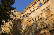 Жилые помещения Бережанского замка