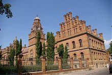 Школа псаломщиков комплекса Буковинской резиденции митрополитов