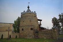 Северо-восточная башня крепости в Летичеве