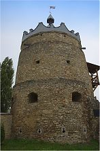 Башня крепости в Летичеве