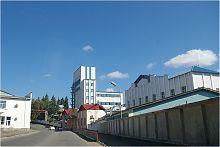Винокуренний завод в Немирові