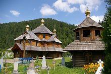 Церква святого Дмитра в Татарові