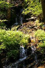 Водопад на Жонке (Яремче)