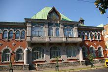 Північно-східне крило будівлі Селянського банку
