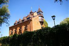 Західний корпус радомишльського архітектурного комплексу замку