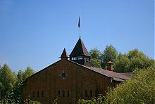 Млин історичного комплексу в Радомишлі