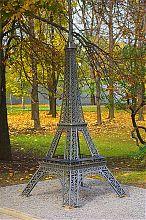 Эйфелева башня донецкого Парка кованых фигур