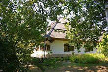 Північний фасад меморіального будинку Котляревського в Полтаві
