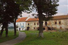 Замковий комплекс князів Острозьких у Старокостянтинові