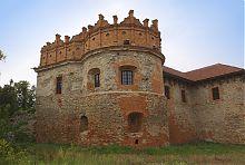 Вежа-донжон фортеці Острозьких у Старокостянтинові