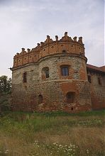 Оборонна вежа замку Острозьких
