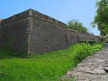 Бастион Уждогодского замка