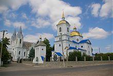 Барский православный Успенский собор
