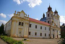 Монастирський комплекс домініканців в Богородчанах