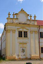 Кутовий ризаліт келійного корпусу домініканців в Богородчанах