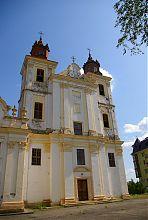 Богородчанський Троїцький костел
