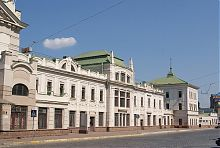 Східне крило залізничного вокзалу в Чернівцях
