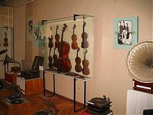 Экспозиция Этнографического отдела Ужгородского замка