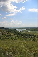 Клебан-Бикське водосховище на однойменній річці