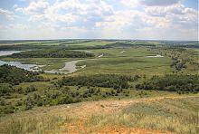 Рукава річки Клебан-Бик (Бичок)