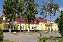 Дунаевский дворец Красинских