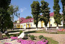 Дворцовый комплекс Красинских в Дунаевцах