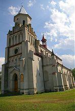 Костел Святой Троицы в Заболотове