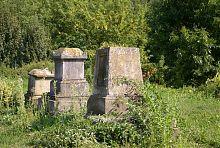 Старое кладбище костела в Заболотове