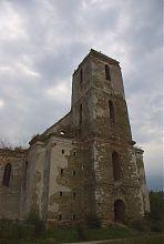 Ізяславський фарний костел Йоана Хрестителя