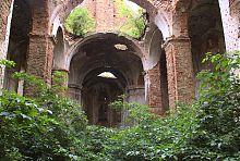 Центральна нава фарного костелу