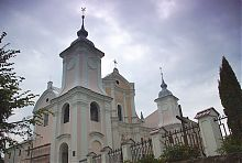 Північна вежа костелу святого Йосипа в Ізяславі