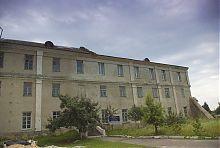 Кляштор братів-лазарітов в Ізяславі