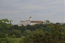 Бернардинський монастир з костелом святого Михайла в Ізяславі