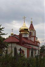 Цвинтарна Михайлівська церква в Ізяславі