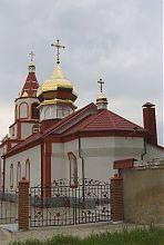 Апсида ізяславського Свято-Михайлівського храму