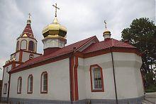 Південний фасад церкви святого Михайла в Ізяславі