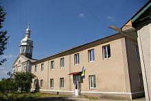 Келейный корпус монастыря капуцинов в Дунаевцах