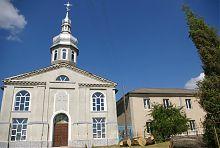 Дунаевецкий монастырь капуцинов