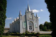 Дунаївецька лютеранська кірха