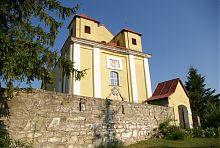 Костел Непорочного Зачаття Діви Марії в Жванці