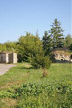 Оборонна стіна Жванецького вірменського костьолу