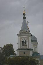 Дзвіниця Свято-Успенського храму в Летичіві