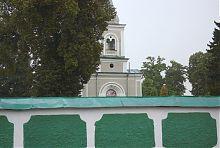 Оборонна стіна Успенської церкви в Летичеві